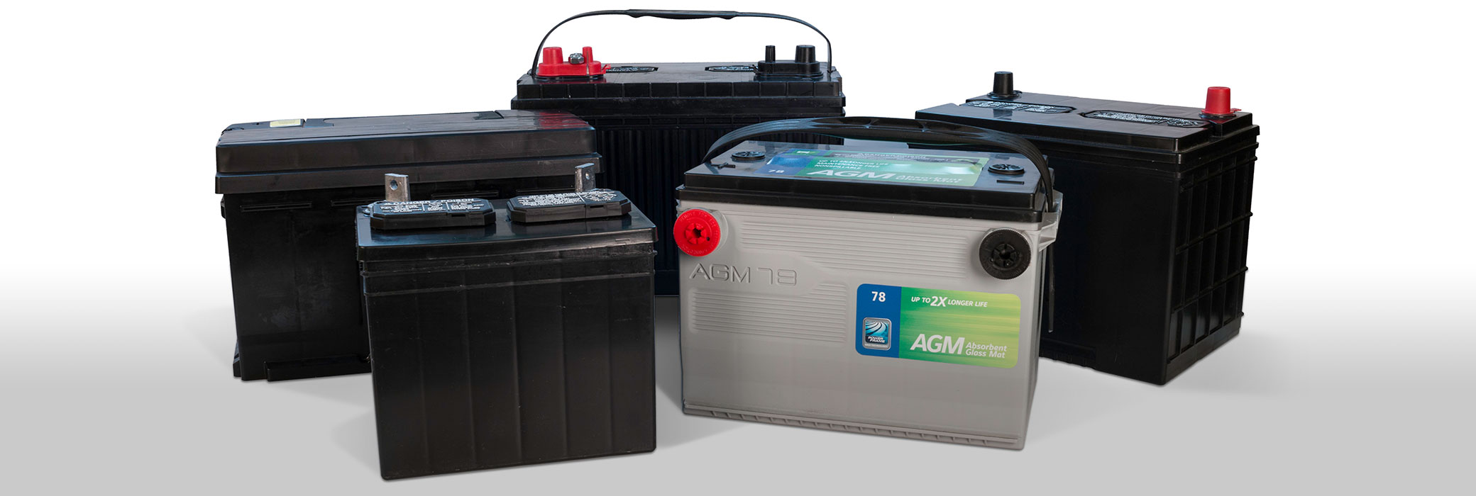 Battery Group Size refers to the battery size, ratings and terminal locations.