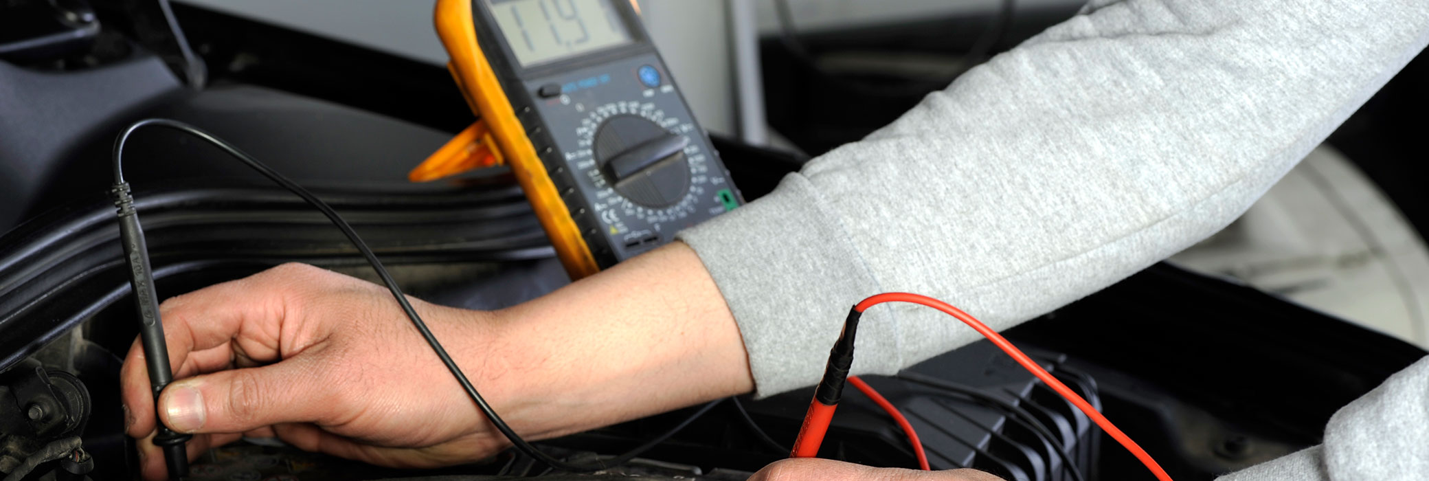 Experiencing problems with your battery holding a charge? Learn about what might be happening.